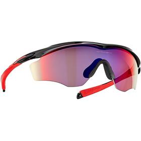 Oakley M2 Frame XL Gafas de Sol, negro/violeta